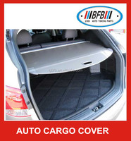AUTO REAR CARGO COVER FOR 2012 2013 MERCEDES BENZ ML350 W166 RETRACTABLE CARGO COVER