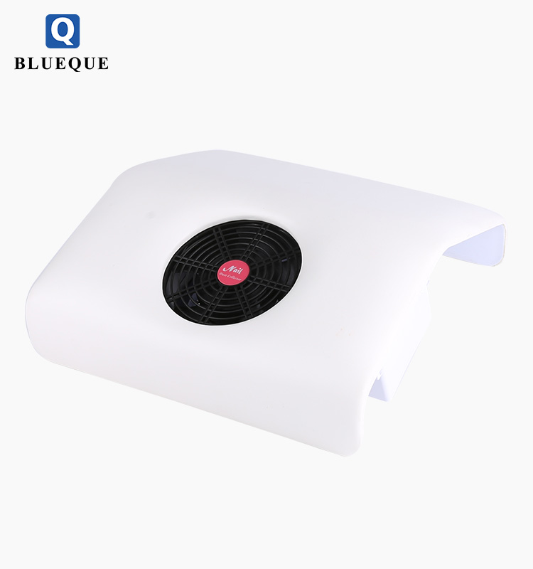 Blueque 25w Nail Dust Vacuum / Nail Dust Collector Supplier / Nail ...