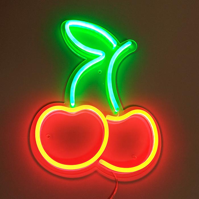 Cherries Neon Sign - Buy Cherries Neon Sign,Cherries Neon Sign Led,Cherry  Neon Sign Product on Alibaba com