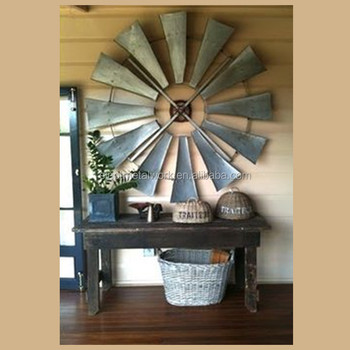 Merveilleux Steel Farnhouse Windmill Fan Blades Rustic Decorative Metal Large Windmills    Buy Garden Windmill Metal Windmill Garden Decoration,Metal Garden ...