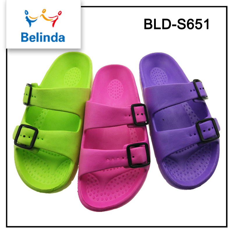 2016 new house wear flat chappal manufacturers for wholesale