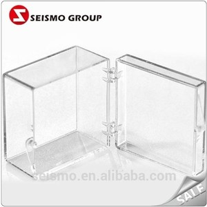 transparent plastic gift boxes plastic tiffin lunch box