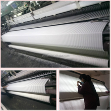 wholesale polyester/cotton 50/50 white textile fabric manufacturer for hotel bedding