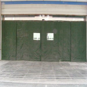 winter canvas door curtain & Winter Canvas Door Curtain - Buy Garage Door CurtainsPvc Door ... pezcame.com