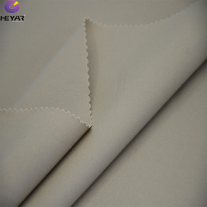 high quality fabric organic 97 % cotton 3 % spandex twill textile fabric for pants
