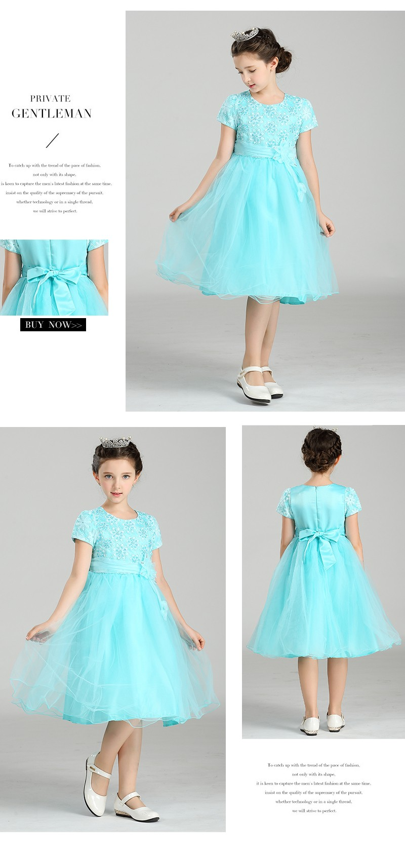 Lace Party Dress For Little Girls Beach Wedding Party Dress Wear For Girls Lw3010 - Buy Latest Clothes For Girls,Beauty Clothes For Girls,Party ...