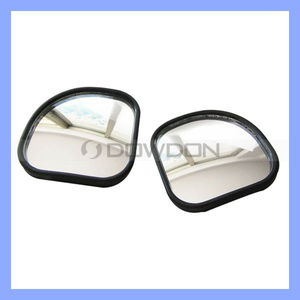 Universal Plastic Custom Side Mirror Guard
