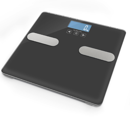 Bluetooth body fat scale app for IOS and Android mobi Max weighing 180 kg Model F21