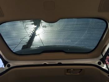Car rear window sunshade sun visor sun curtain for Customized fit for CERATO 6a36618af48