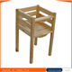High Quality Baby Wooden Dining Low Chair
