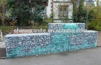 outdoor or indoor exterior building glass and stone walls supplier