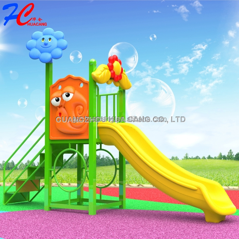 Top grade trendy style school outdoor playground slide with good price offer