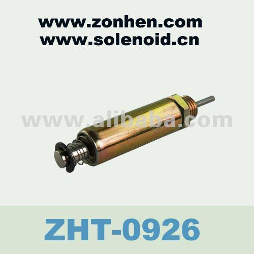 Push/Pull type Linear Latching Tubular Solenoid ZHT-0926