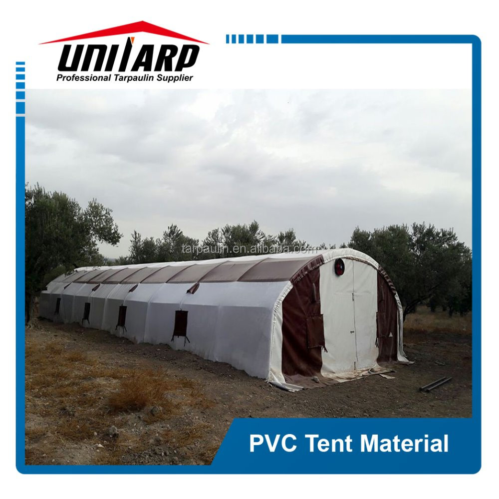 Cheap waterproof insulated tent fabric