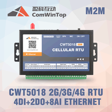 CWT5018 4g Ethernet Modbus RTU data logger with Rs232 and Rs485`