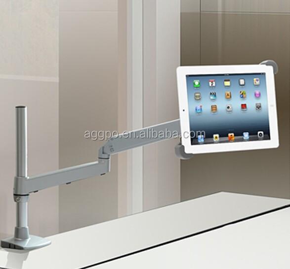 Universal Multifunktions Flexible Handfree Tablet Pc Halter Lange Arme  Desktop Bett Küche Gym Faul Clip Halterung Halter Stehen 03 - Buy Tablet Pc  ...