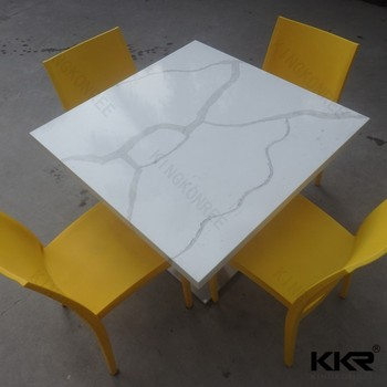 Dining Table For 4 People , Malaysian Marble Dining Table
