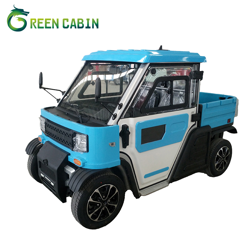 Two seats mini electric pickup truck for sale