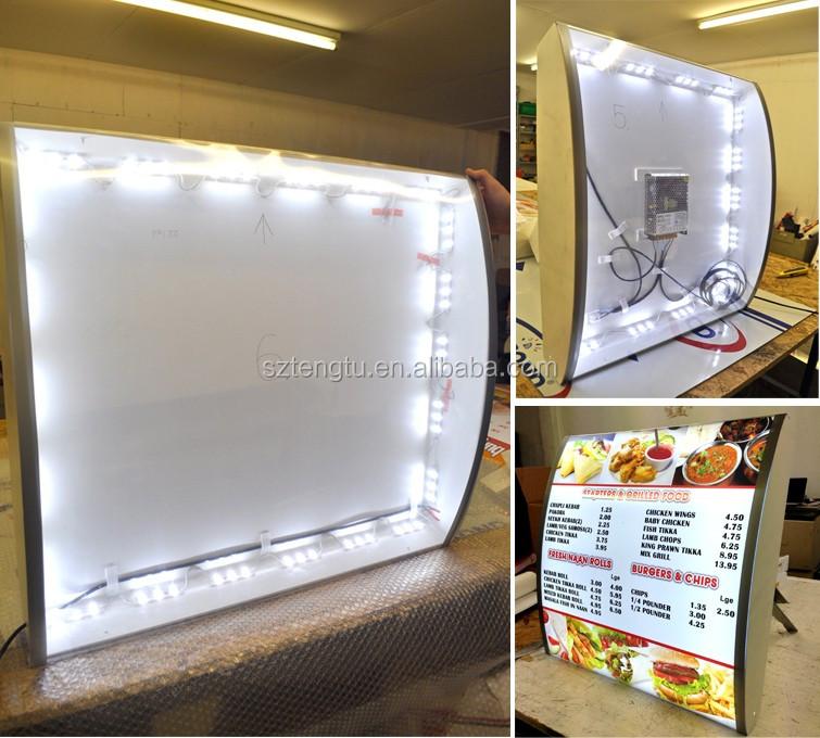 Light Box New Advertising Products Acrylic Box Frame,Lighting ...