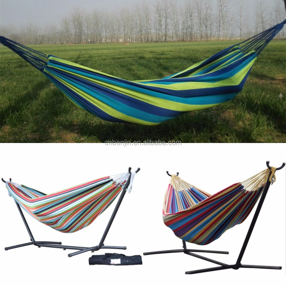 with best top double in saving space steel review stand of hammock