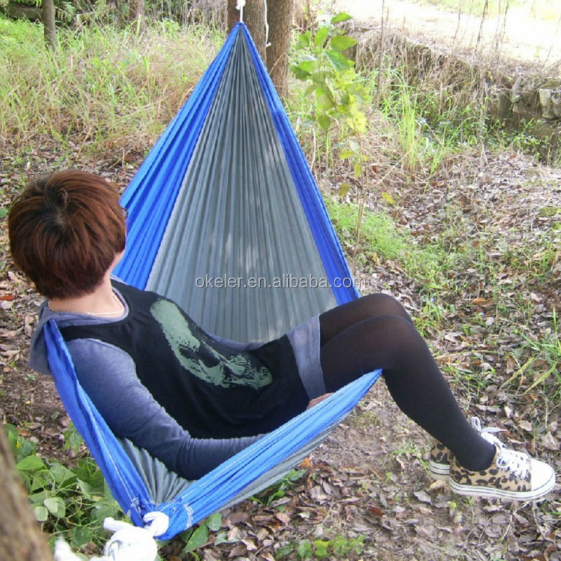 Top selling comfortable 2 Person Garden Hanging Portable outdoor camping hammock for sale