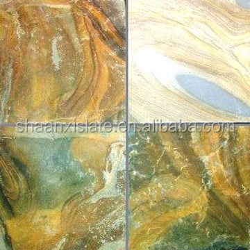 natural rusty stone kitchen flooring slate
