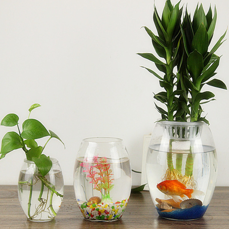 Wholesale Desktop Fish Tank, Clear Fish Aquarium