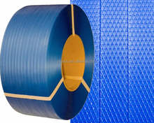 12mm blauw Plastic Verpakking <span class=keywords><strong>PP</strong></span> Strap voor indammen