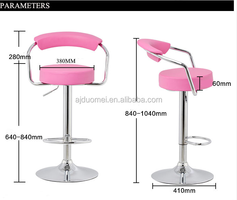 Wholesale Colorful High Swivel Cheap Used mercial Bar Stools For Sale