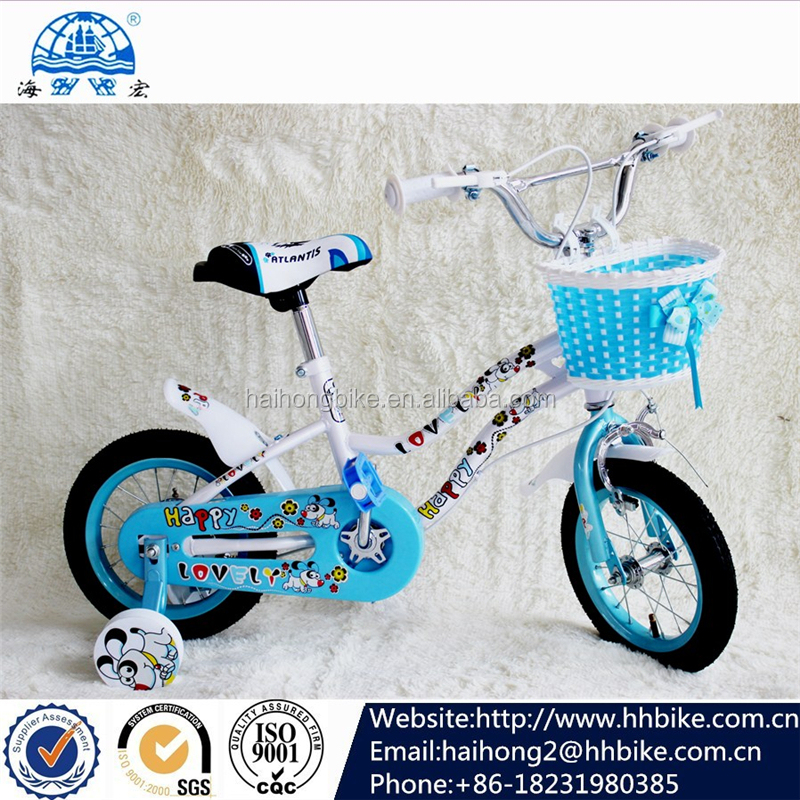 Reliable Quality Children Bicycle for training/kids 3 wheel children bicycle for 4 years old child