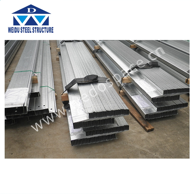 Factory Z Shape Steel Purlin Z Channel Steel Beams Sizes for Sale