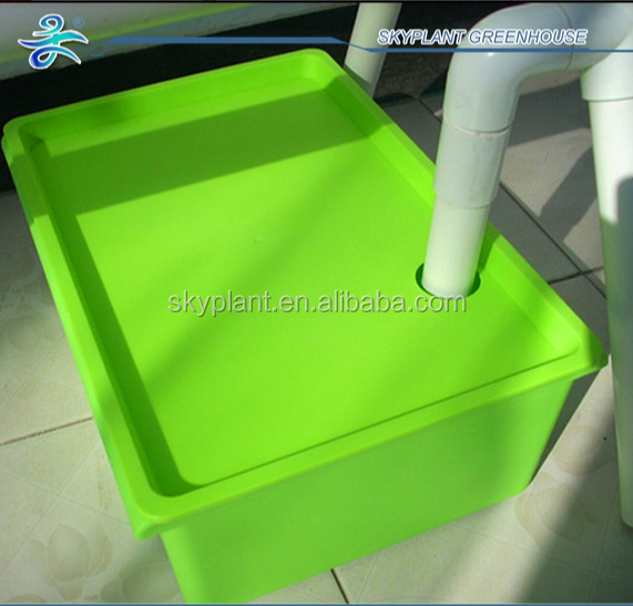 Family hydroponics planting nutrient solution tank water tank