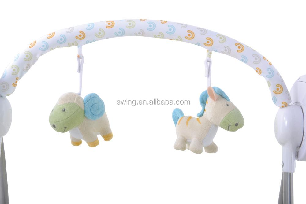 Automatische schaukel kind baby elektrische wiege swing babyschaukel
