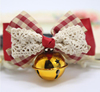 HZU pet Collars with Bell,Bowtie Cat Collar with bell