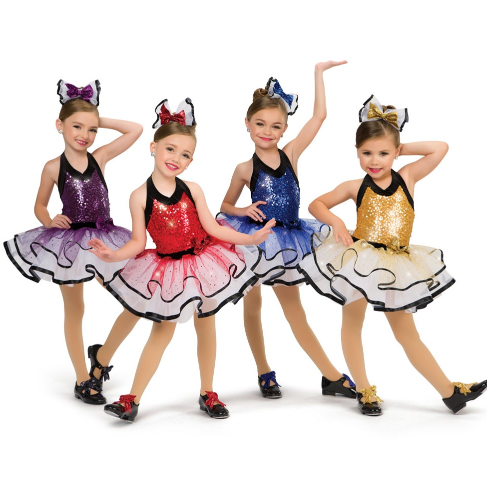 wholesale baby items,cheap cute ballet tutu children performance dress belly dance costume for kids
