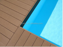 Hot sell swimming pool Wood Plastic Composite WPC Decking