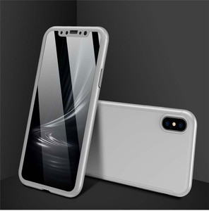 New Product Ultra Thin PC Case For iphone Xs max Phone Case Screen Protector mobile cover
