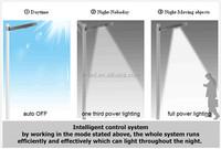 Solar Power Solar Panel Integrated Solar Street Garden Light Led ...