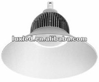 Outdoor low weight good heat sink 200w led high bay light fixture