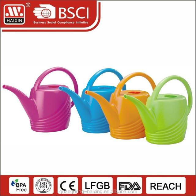 1l Plastic Flower Pot Kids Watering Can