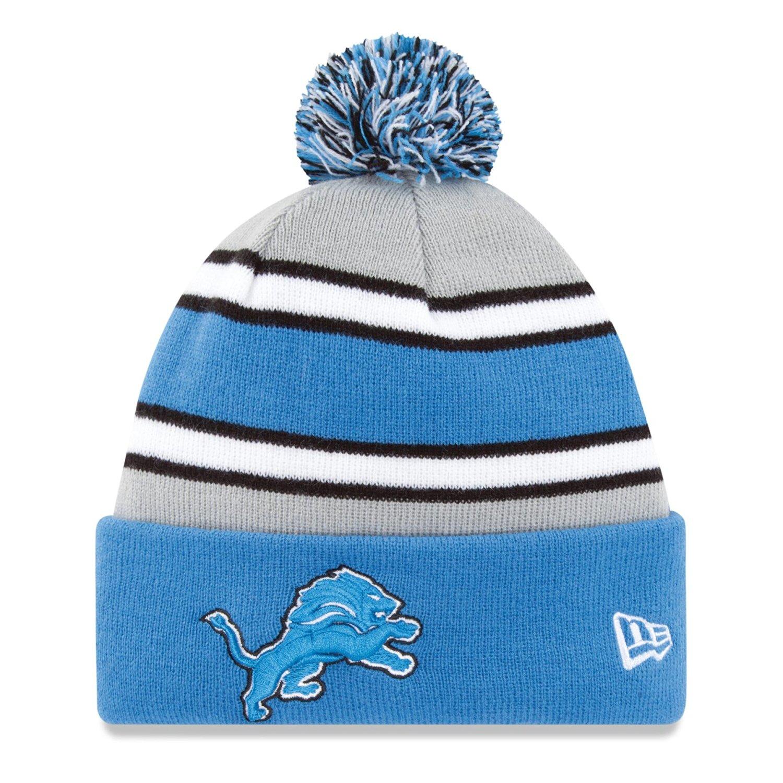 eda69e58eae ... cap indianaoplis colts new style new era detroit lions on field knit hat  76e61 d3c67 ...