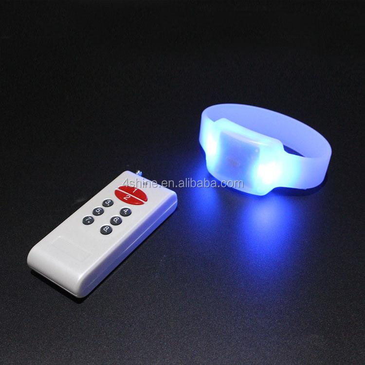 Glow Motion Technologies Led Lighted Up Wristbands Bracelets ...