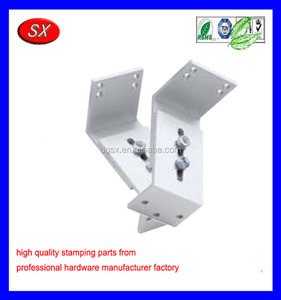 custom Window Motor mounting System bracket for RC spare part rc truck car kit