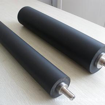 hard rubber roller for offset printing