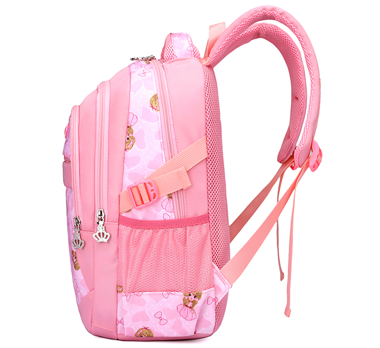 Latest girls backpack school bags wholesale children bag