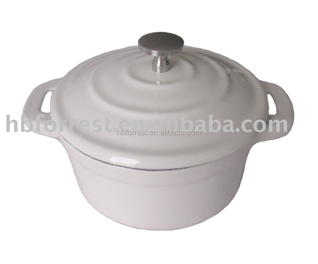 cast iron enamel cookware casseroles clay casserole pot