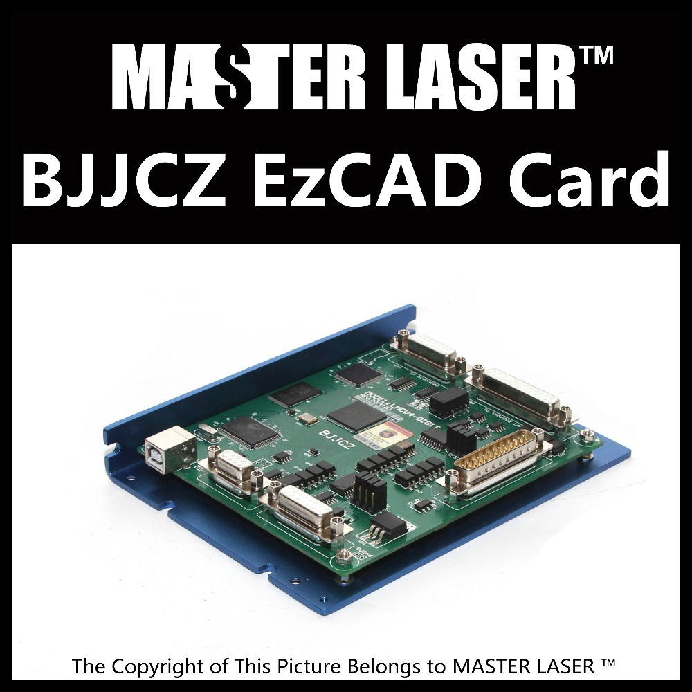 Good Quality Original JCZ CO2 YAG Module Laser Marking Machine Control Board Card Digit Card