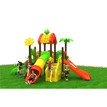 Happy Garden Sunflower Used Children Game Play Fun Amusement Facility Kids Favorite Outdoor Playground Equipment