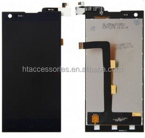 Black <strong>LCD</strong>+TP for DNS S5008 <strong>LCD</strong> Display+Touch Screen Digitizer Assembly Phone Replacement Part Free Shiping+Tools