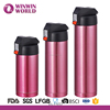 Christmas Promotion Drinkware Gift Stainless Steel Thermos Vacuum Flask Bottle 500ml